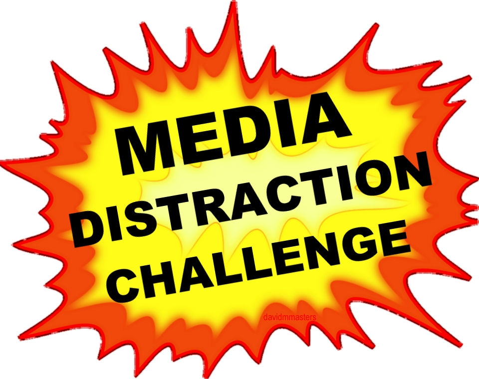 Media Distraction Challenge