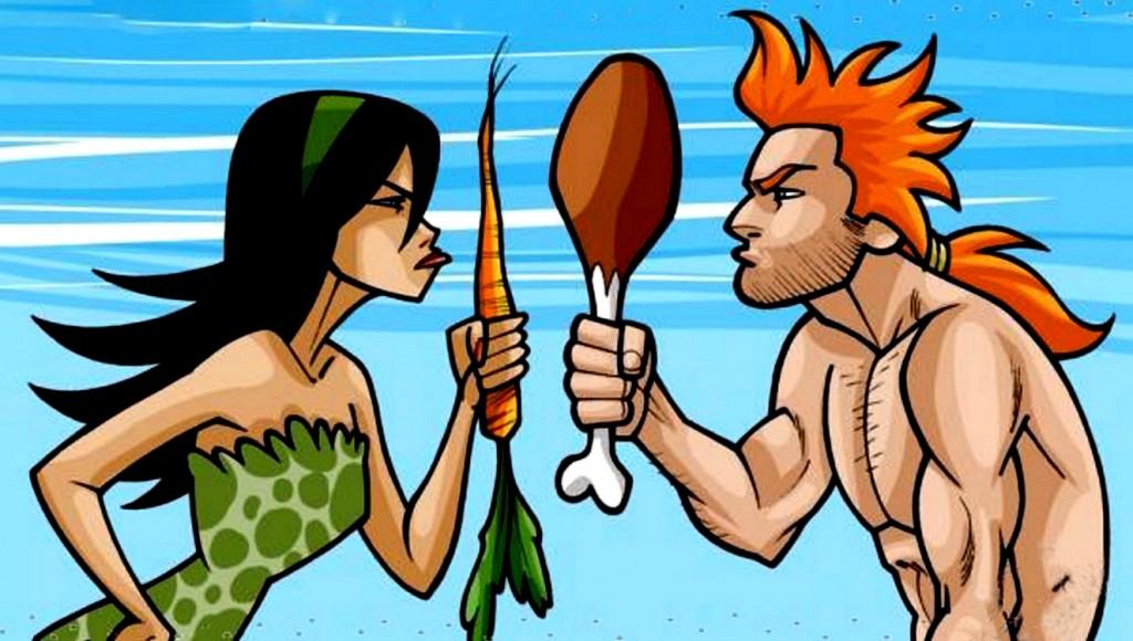 Vegetarians vs Carnivores