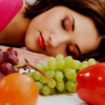 How to relieve stress eat right good nights sleep nutrition rest