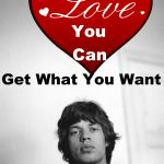 Love Mick Jagger You Can Get What You Want photographed by Gered Mankowitz 1966
