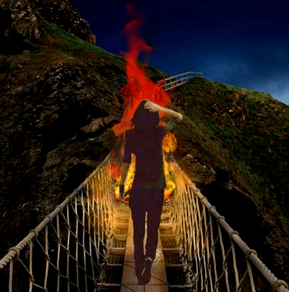 burning bridges mending fences relationships bridge burning