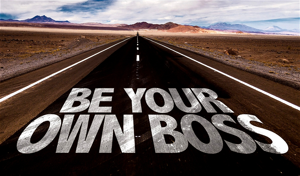 be your own boss fire your boss start your own business