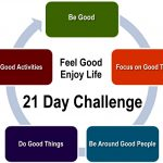 enjoy life feeling good people 5 step feel better 21 day challenge