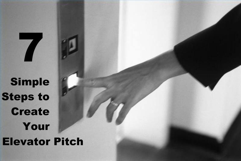 how to create an elevator pitch video