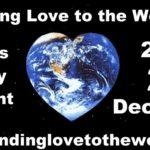 sending love to the world 2016