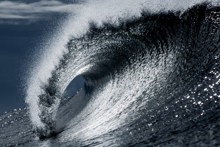 enjoy the seventh wave it's the biggest wave