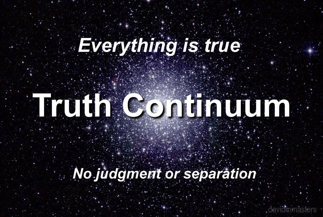 truth continuum