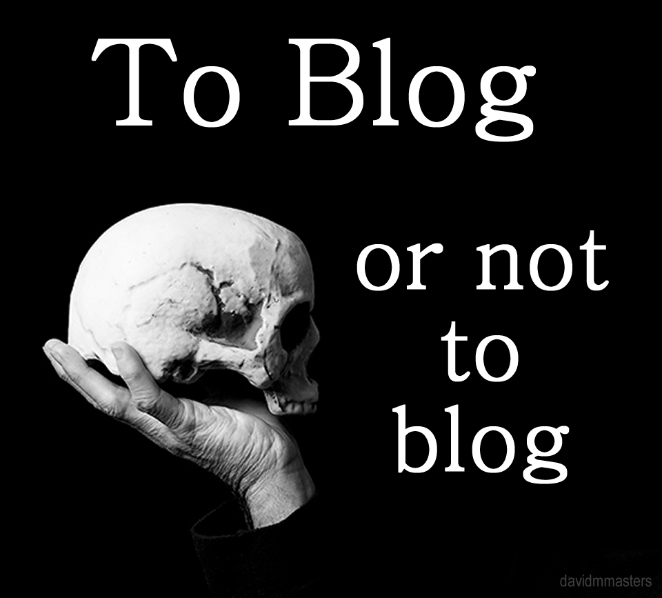 To blog or not to blog my favorite blogs
