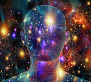 We coexist here there on the other side and other dimensions simultaneously