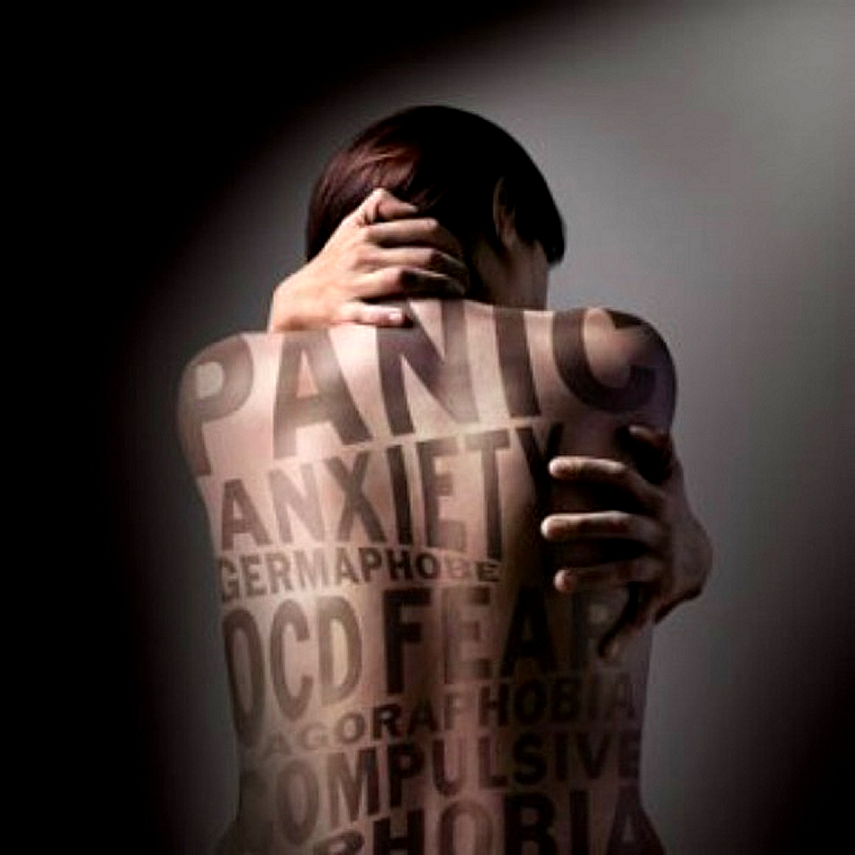 anxiety depression agoraphobiaptsdocdpanic attack