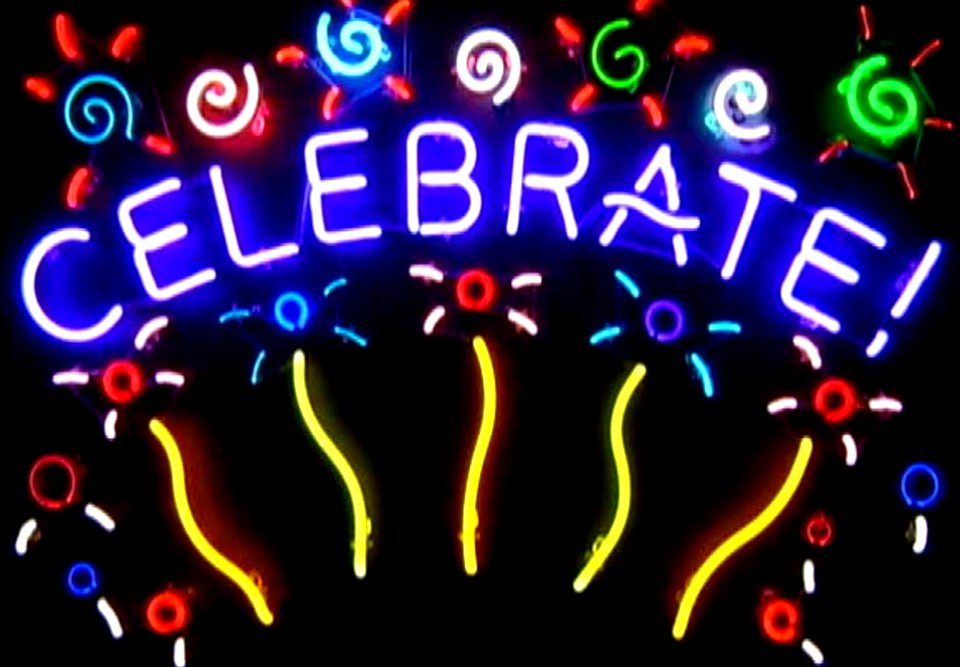 celebrate celebration celebrity celebrations celebrate good times