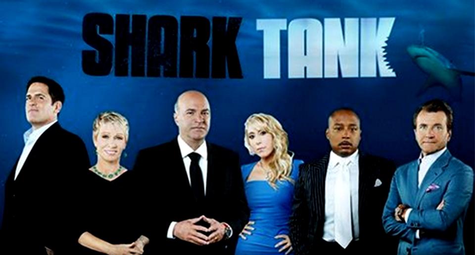 shark tank original idea millionaire tv show