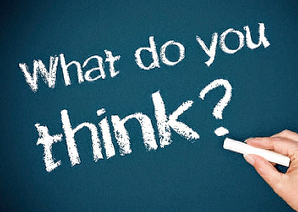 what do you think positive thinking negative thoughts