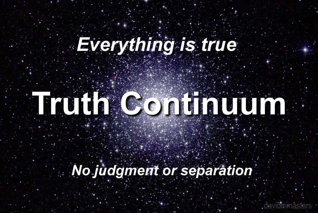 truth continuum